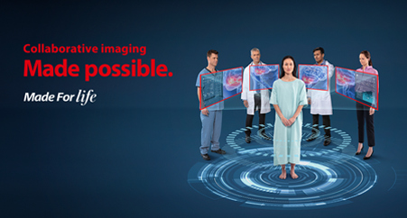 Collaborative Imaging, Made Possible. Made For life