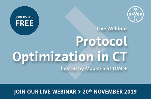 Join our free Live Webinar: Masterclass - Protocol Optimization in CT