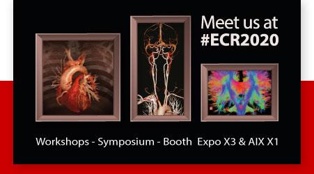 Meet us at ECR2020