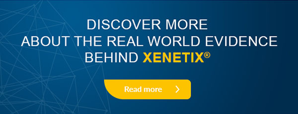 Discover more about the real world evidence behind Xenetix