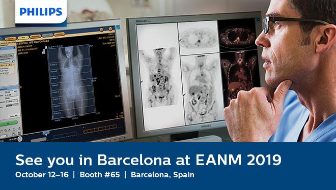 Visit us at EANM 2019